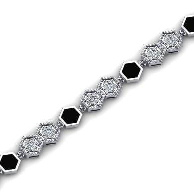 GLAMIRA Bracelet Keli