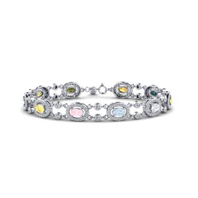 GLAMIRA Bracelet Kizzy 16 cm