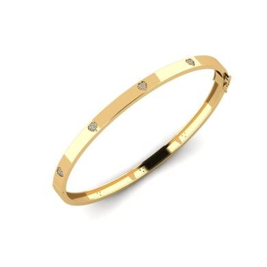 GLAMIRA Bracelet Knebel