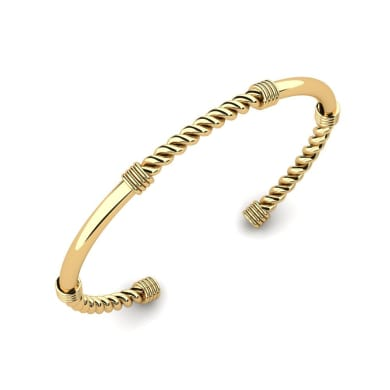 GLAMIRA Bracelet Krysten Small