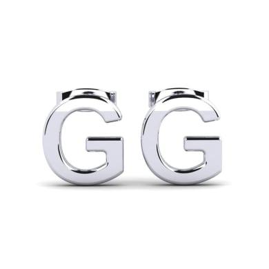GLAMIRA Pendientes Lashay G