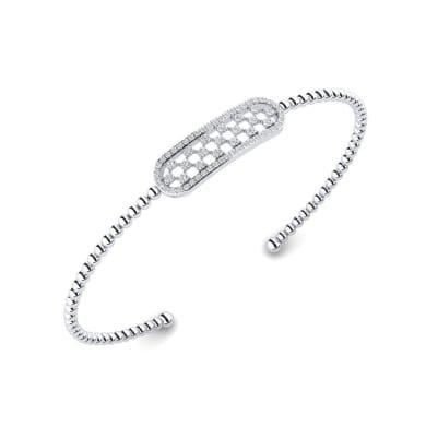GLAMIRA Bracelet Laurice Large