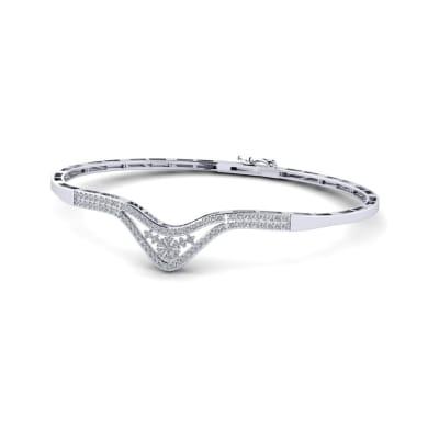 GLAMIRA Bracelet Luvyana - Small