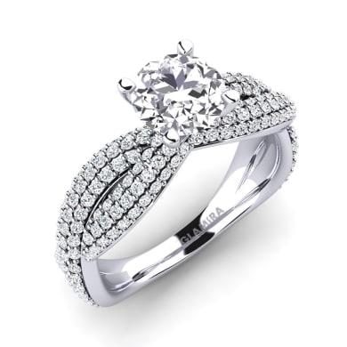 GLAMIRA Ring Mackenzie 1.0 crt