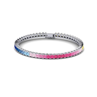 GLAMIRA Bracelet Myrl 16 cm