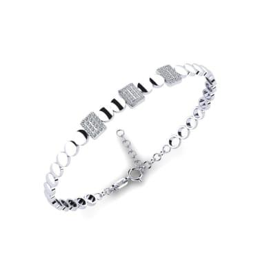GLAMIRA Bracelet Nohemi