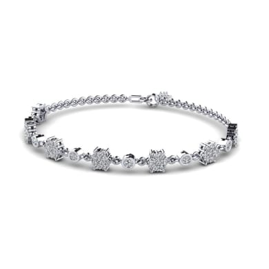GLAMIRA Bracelet Nuala