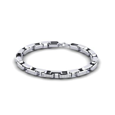 GLAMIRA Bracelet Rouya Large