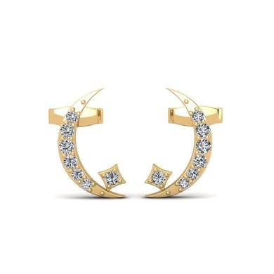 GLAMIRA Earring Pfau