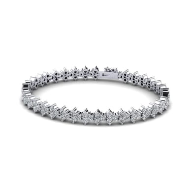 GLAMIRA Bracelet Portia Large