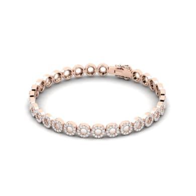 GLAMIRA Bracelet Poston Large