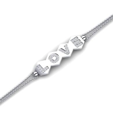 GLAMIRA Bracelet Randee