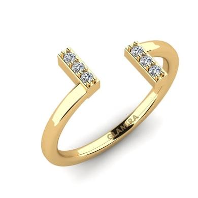 GLAMIRA Ring Ray