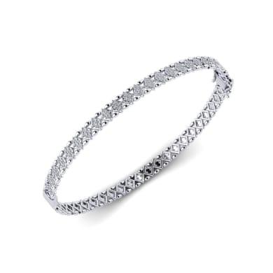 GLAMIRA Bracelet Rhoda