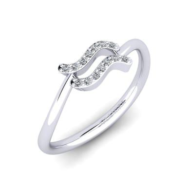 GLAMIRA Ring Seona - Aquarius
