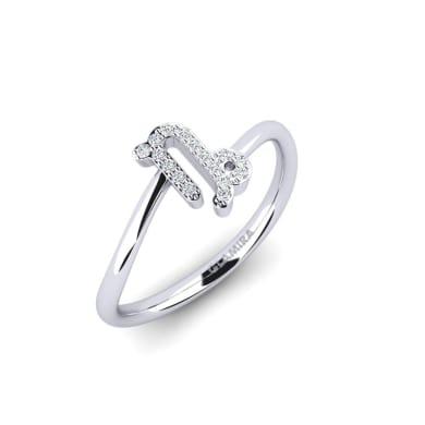 GLAMIRA Ring Seona - Capricorn