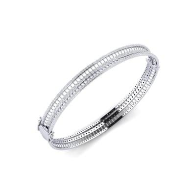 GLAMIRA Armband Shantell - Lang