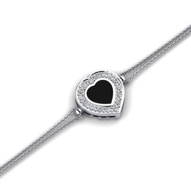 GLAMIRA Bracelet Shavonda