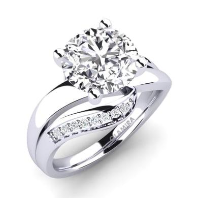 GLAMIRA Ring Sydney 3.0 crt