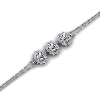 GLAMIRA Bracelet Tera