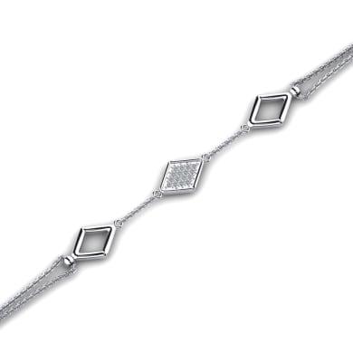 GLAMIRA Bracelet Thuy
