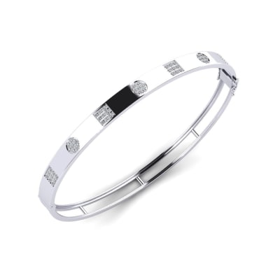 GLAMIRA Bracelet Torie Small
