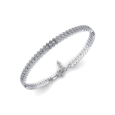GLAMIRA Bracelet Toshia