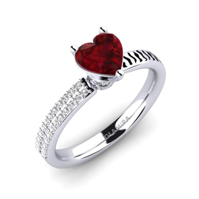 GLAMIRA Ring  Ashlie - Heart
