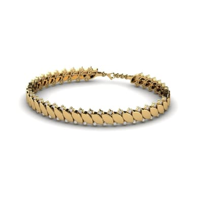 GLAMIRA Bracelet Victor