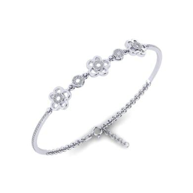 GLAMIRA Bracelet Zenaida Large