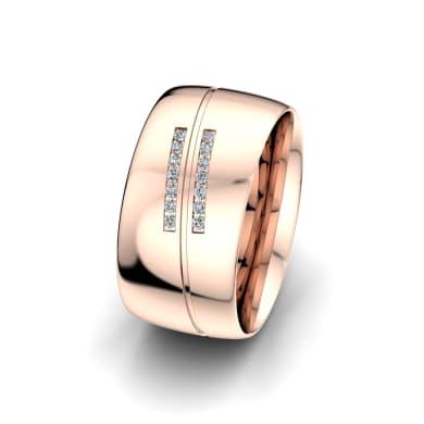 Women's Ring Amazing Flow 10 mm