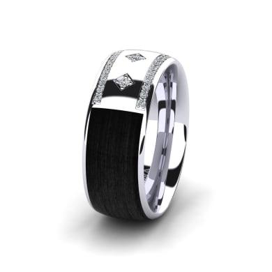 Women's Ring Confident Desire 8 mm