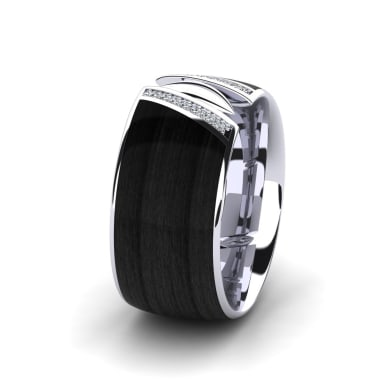 Women's Ring Confident Destiny 10 mm