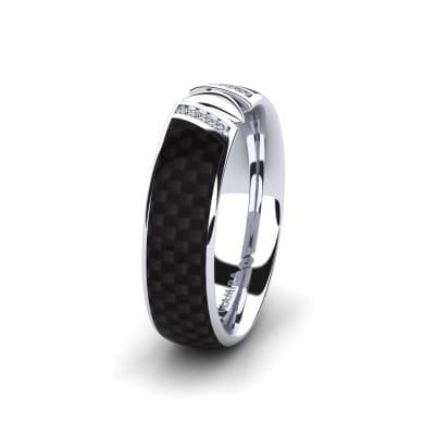 Women's Ring Confident Destiny 6 mm