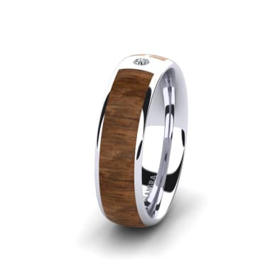 Women's Ring Confident Devotion 6 mm