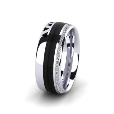 Women's Ring Confident Event 8 mm