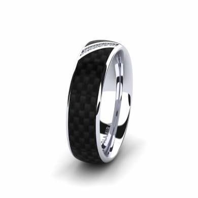 Women's Ring Confident Gift 6 mm