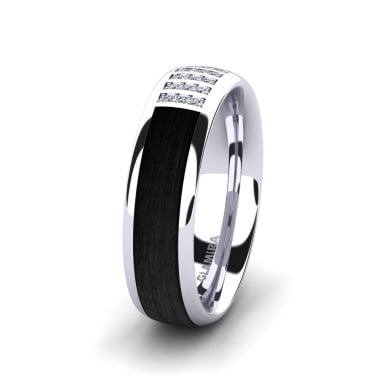 Women's Ring Confident Impulse 6 mm