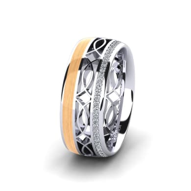 Women's Ring Confident Joy 8 mm