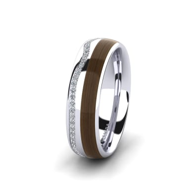 Women's Ring Confident Logic 6 mm