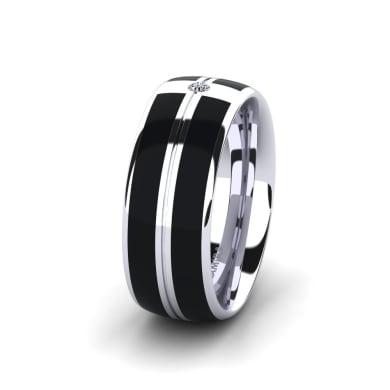 Women's Ring Confident Love 8 mm
