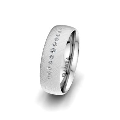 Women's Ring Magic Truth 6 mm