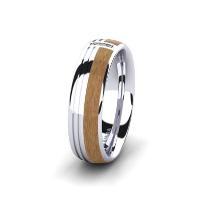 Women's Ring Confident Nature 6 mm
