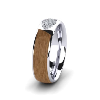 Women's Ring Confident Spirit 6 mm