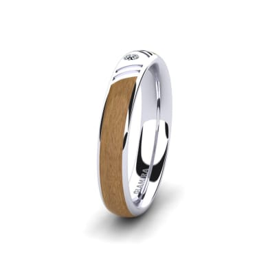 Women's Ring Confident Wind 4 mm