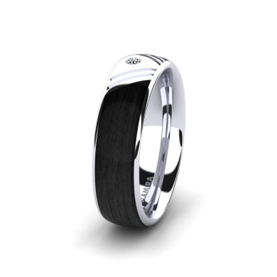 Women's Ring Confident Wind 6 mm
