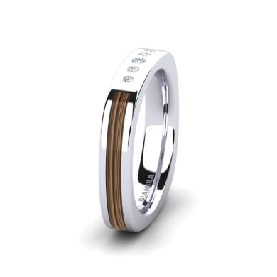 Women's Ring Confident Connection 4 mm