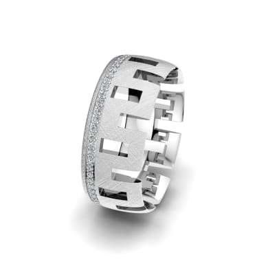 Women's Ring Magic Twinkle 8 mm