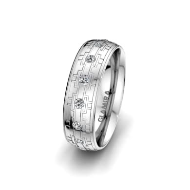 Women's Ring Unique Line 6 mm