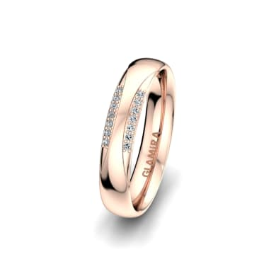 Women's Ring Exotic Harmony 4 mm